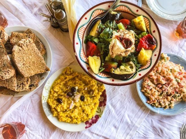 Greek/ Mediterranean Cuisine
