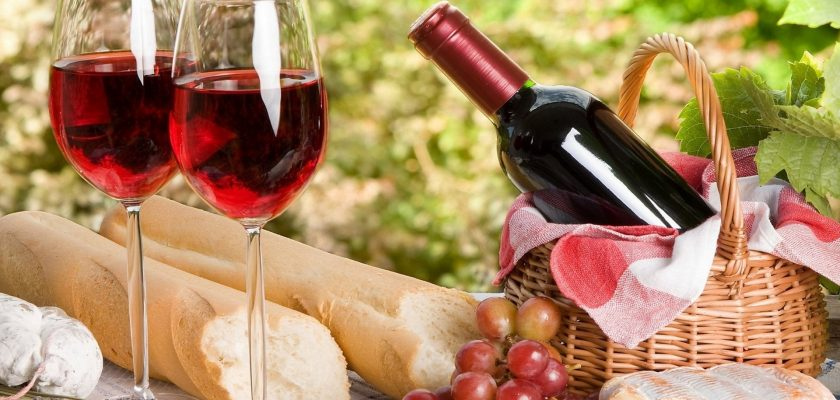 Common types of wine to get you started with!